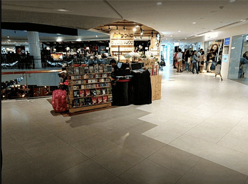 Plaza Singapura Shop For Take Over (Small Shop - Rental Only $2.6K)