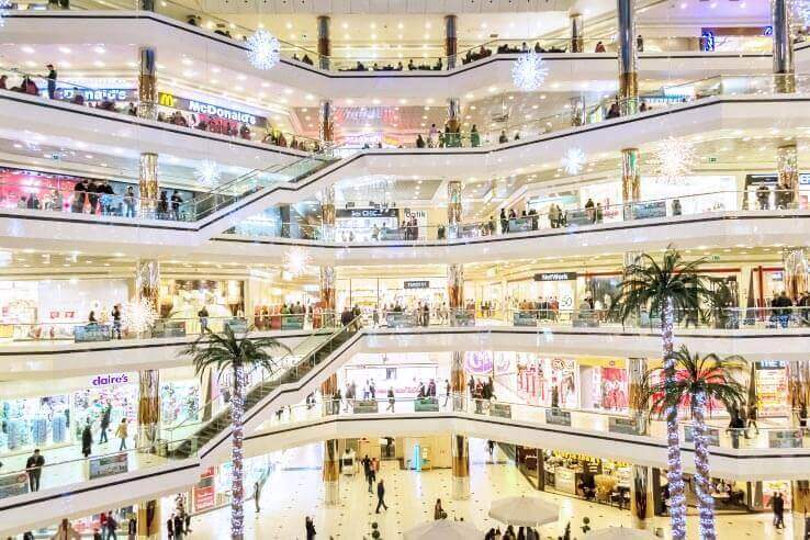Singapore Shopping Malls / Office Buildings For Sales & Purchase