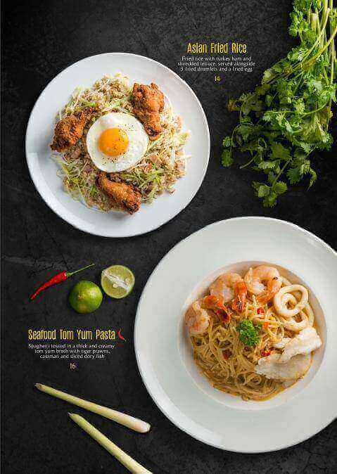 Well Established Profitable American Cafe For Sale In Orchard Road And Heartland