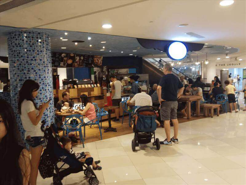 东部优质购物中心里的著名甜品咖啡馆欢迎收购 Popular Cafe in premium mall for takeover