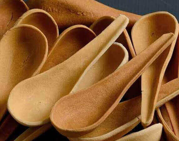 Exclusive Edible Cutlery Distribution (As-Featured-On Wsj, Economictim