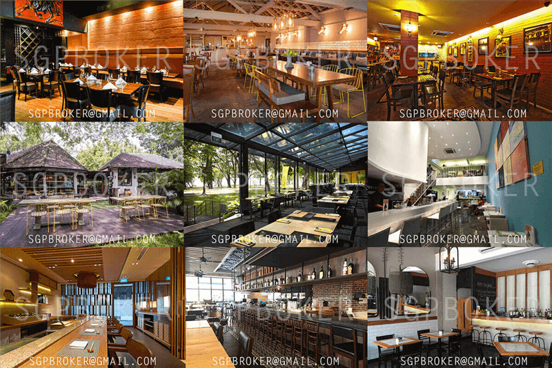 Country Club F&B Outlet For Sale 乡村俱乐部餐厅酒吧出售#sgpbroker