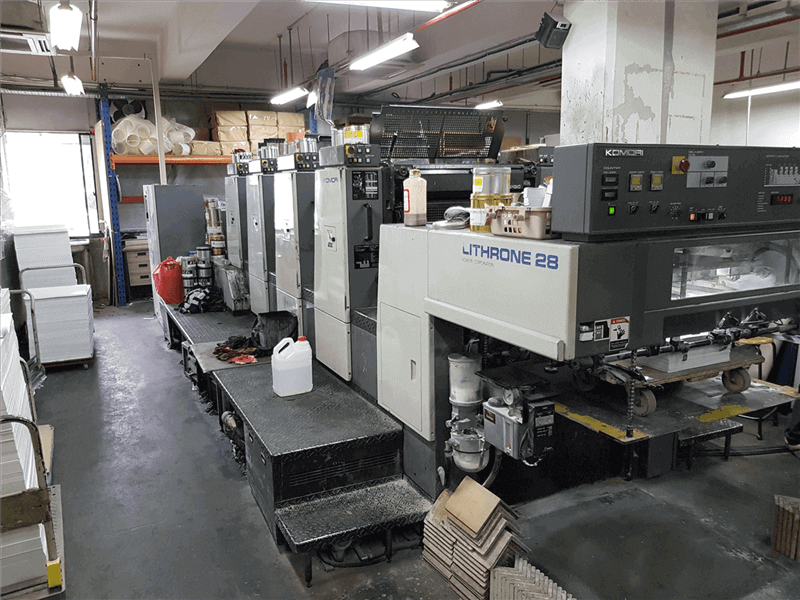 Offset Printing Business For Sale