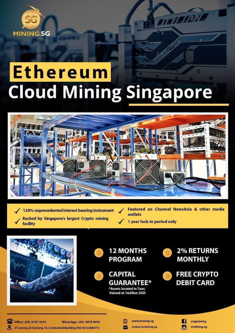 Cryptocurrency Mining Farm Investment