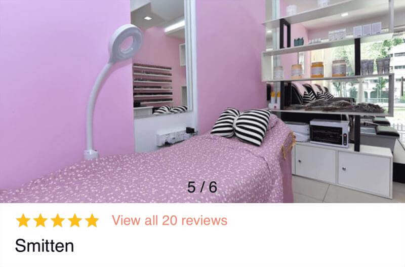 Manicure & Eyelash Shop For Takeover @ $8800 Only