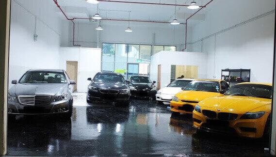 Selling Established Car Grooming Workshop !!!!