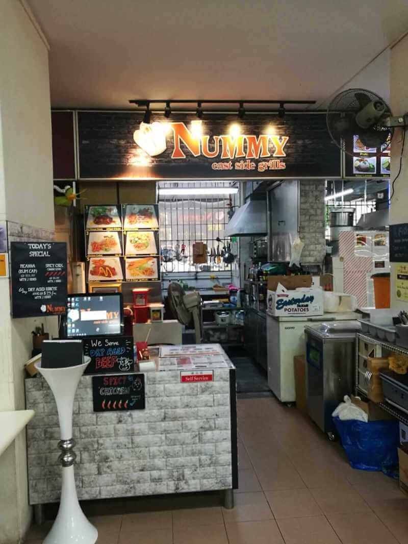 Western Store In Bedok Coffeshop For Takeover - $6,000