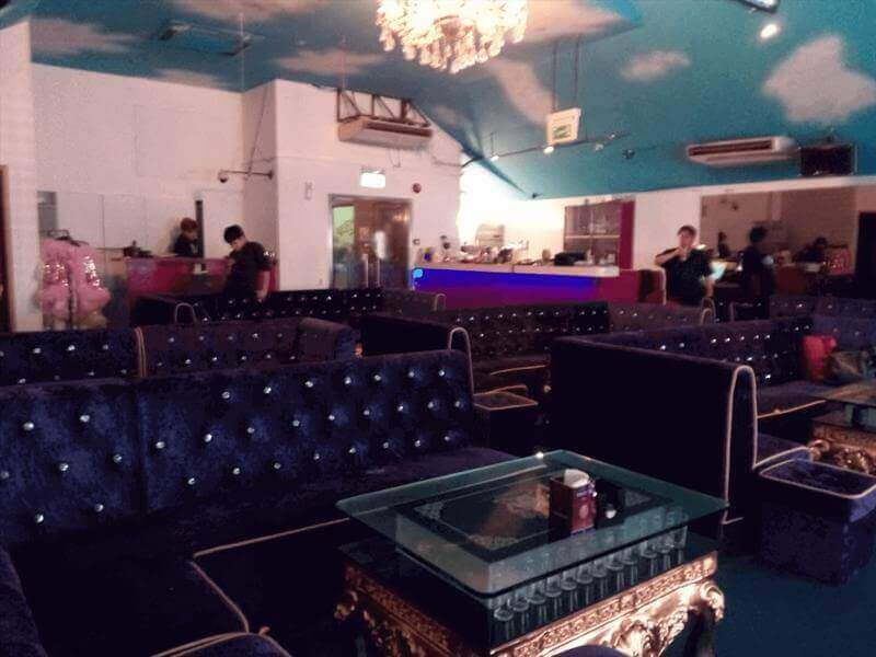 Chinese Flower Joint/ KTV / Night Lounge For Sale