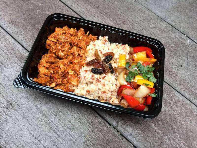 Selling: F&B Catering Business With Online Food Delivery Website