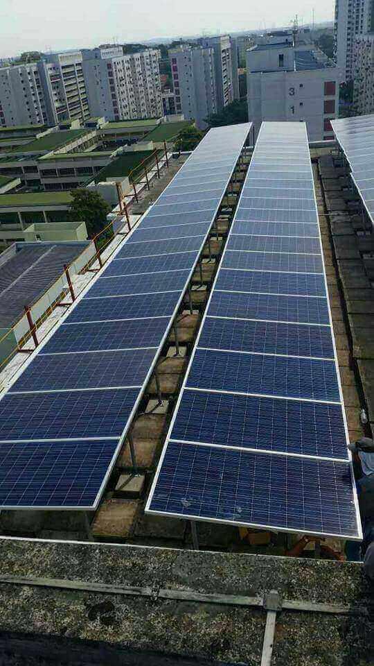 Profitable Construction Biz In Solar Roof Installation $$$$$