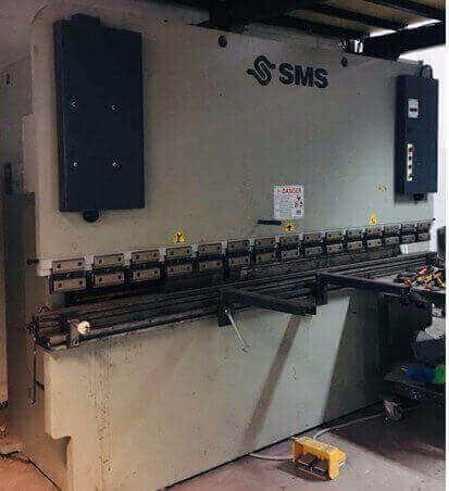 Sales of Second Hand Shearing/Press Brake Machineries