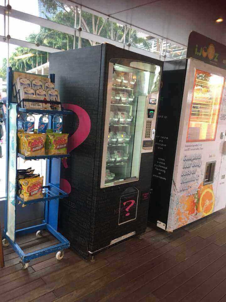 Mystery Bag Vending Machine Business For Sale