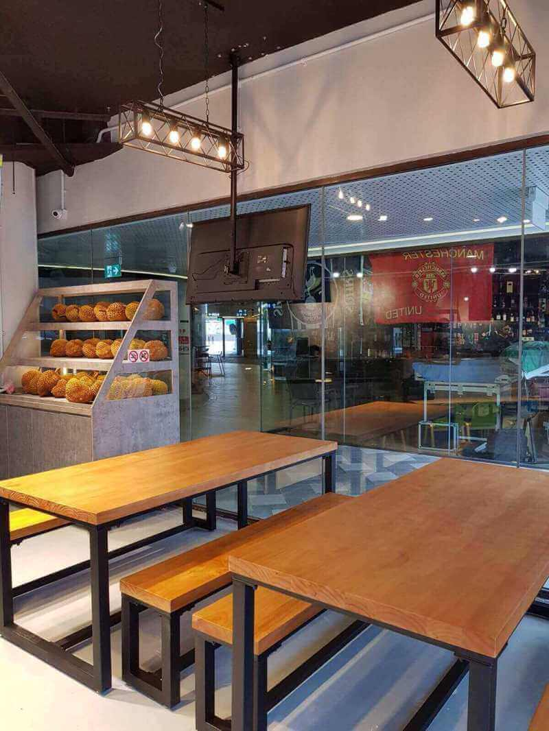 Cafe For Takeover - S$10K To S$25K (Depending On Equipment)