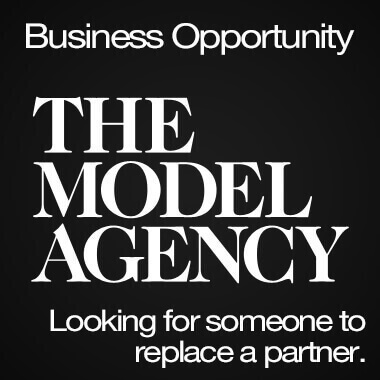 Modelling Agency, Looking For Someone To Replace As A Partner