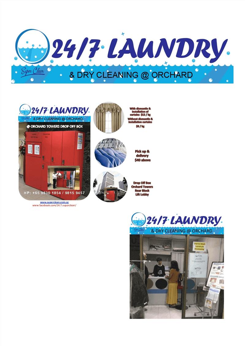 Laundry Shop For Sales