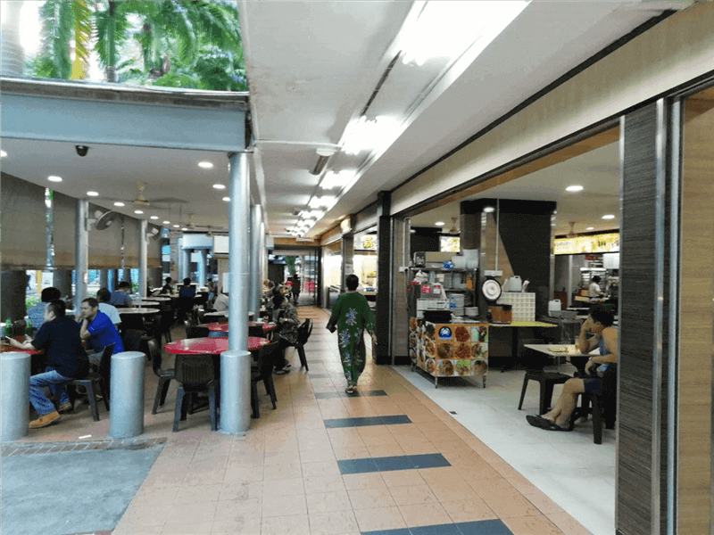 || Café Shop Food Stall For Rent, Many Locations