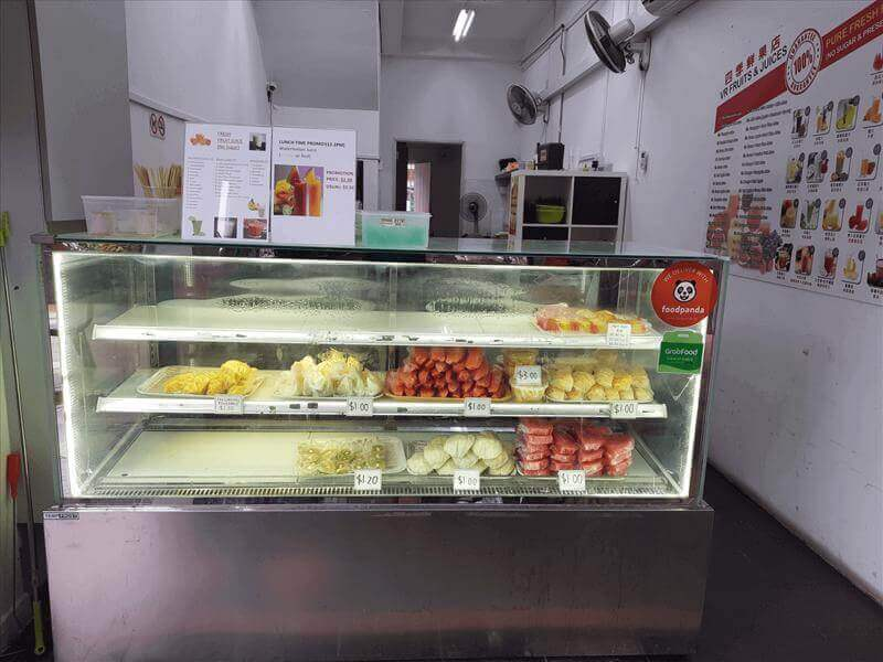 Profitable Fruit Juice Stall For Sale