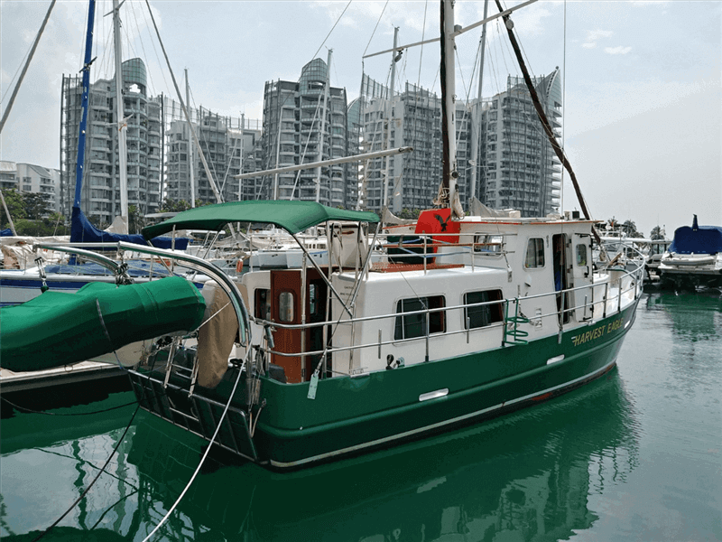 Looking For Co-Partner In Yacht Charter Business