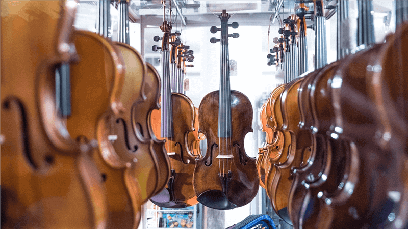 Classical Music School For Sale