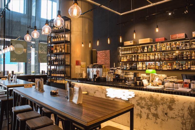 Group Operating Multiple CBD Restaurant / Bar / Bistro For Sale