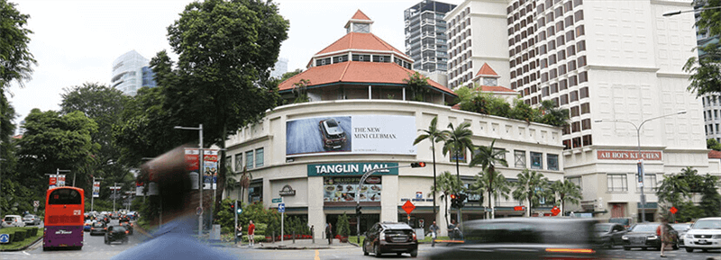Tanglin Mall Unit fully fitted To Take Over