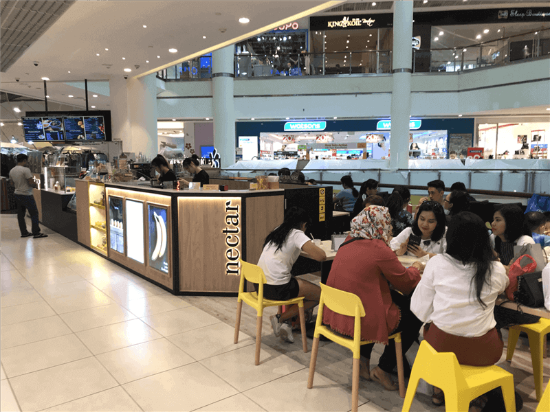 Dessert Cafe For Sale In Well Established Shopping Mall