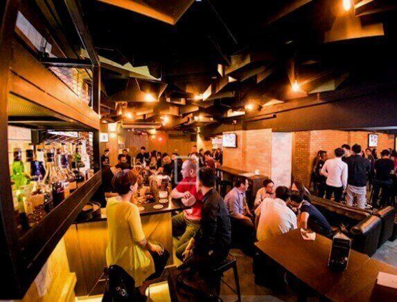 Unique And Iconic Live Music Gastro PUB Along Keong Saik Road
