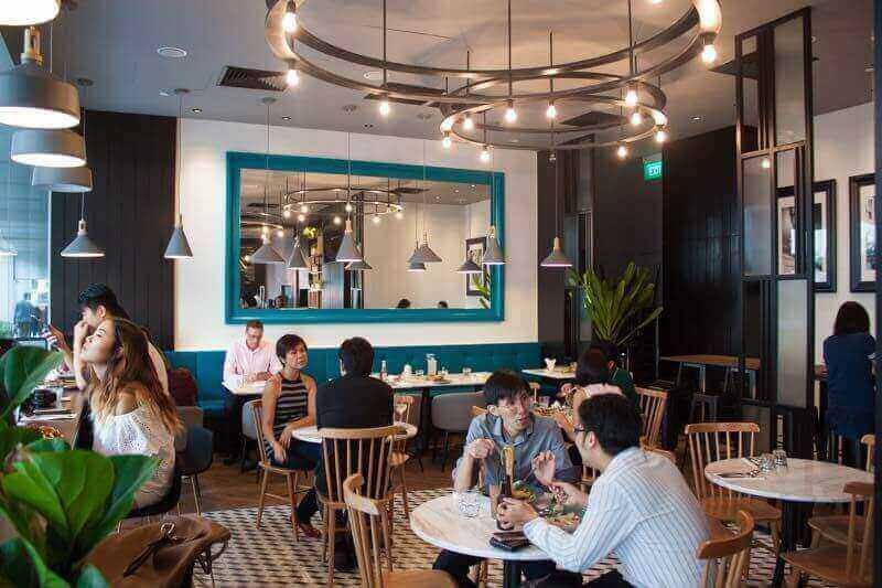 Renowned Bristo Restaurant In Best Prime Location @ Mccallum Street