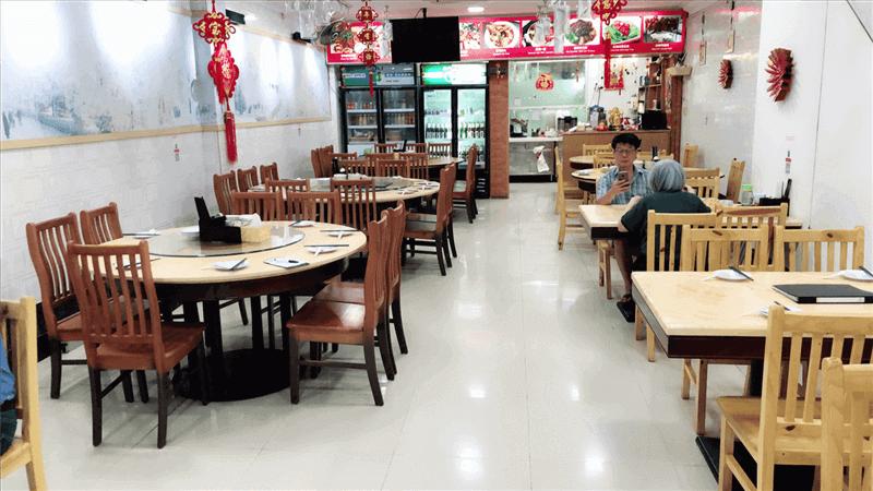 中巴鲁地铁附近简约大气中餐厅转让!