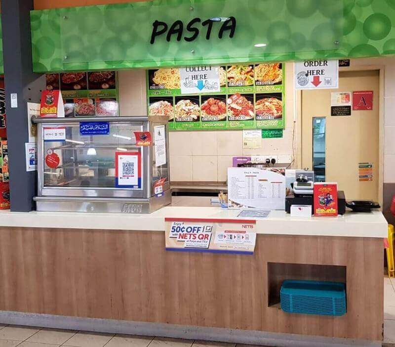 Profitable Pasta Stall For Sale