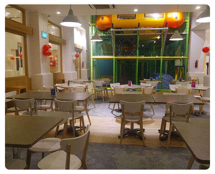 Established Children'S Indoor Playground Up For Takeover