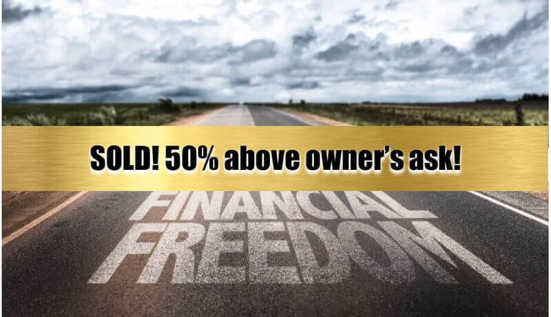 Tired Of The Rat Race? Buy This Profitable Business! (David: 91455466)