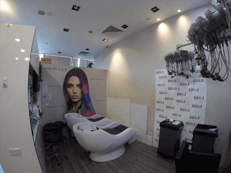 Profitable Hair Saloon For Takeover Of Premise And Equipment