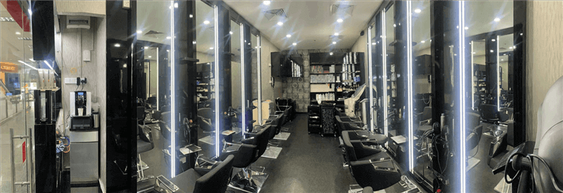 Newly Modern Renovated Hair Salon In Orchard For Sale