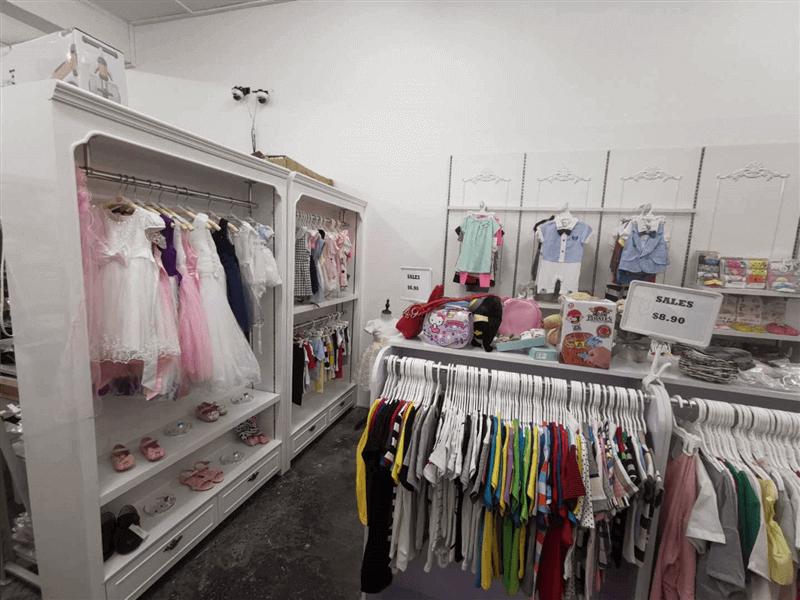 转让孩童服装网店 / Woodlands Kids Fashion Online Store (Qoo10/Shopee) For Take Over