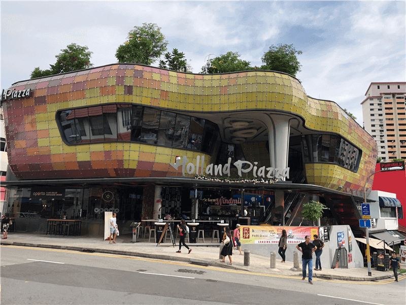 Western Cuisine For Takeover @ Holland Village Shophouse