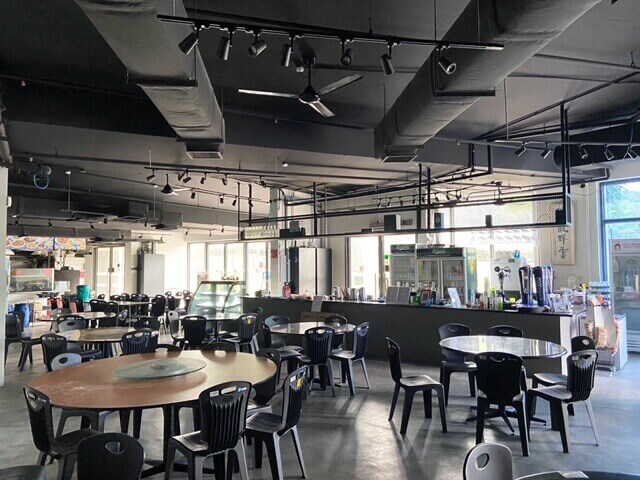 Industrial Canteen For Rent !