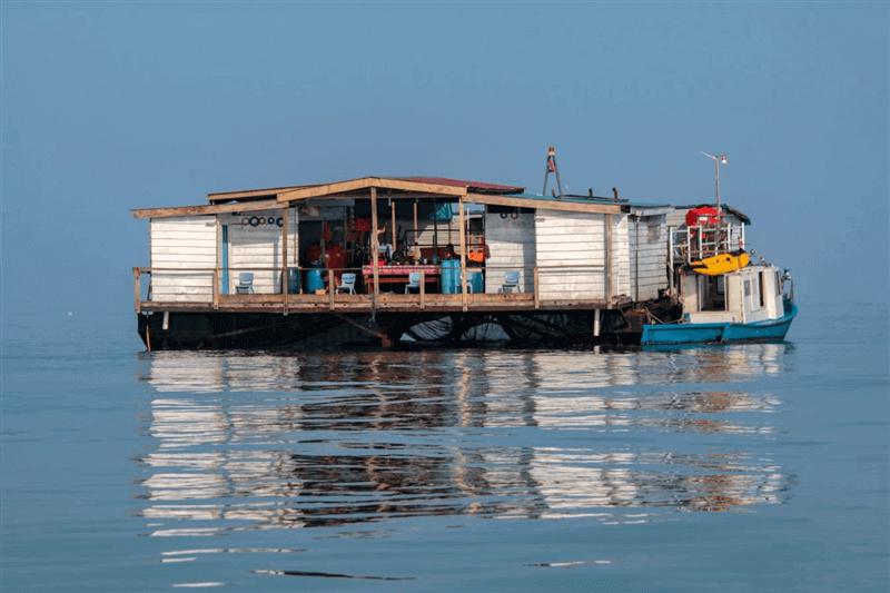 Bintan Floating Kelong