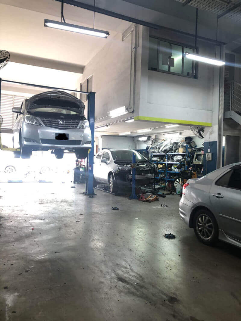 Rare Opportunity Car Workshop For Rent/Takeover.
