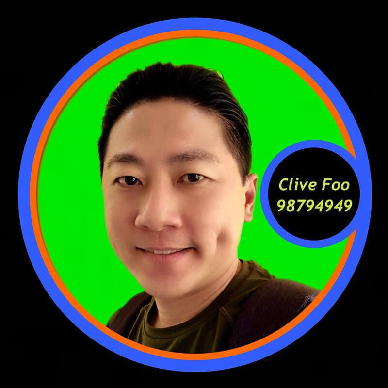 Clive Foo