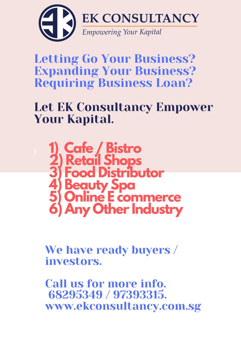 Ek Consultancy - Buy / Sell