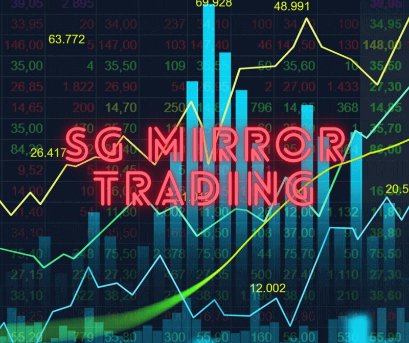 "Potentially Huge Passive Income By Strategic ""Mirror"" Trading! (No Trading Skills Required)"