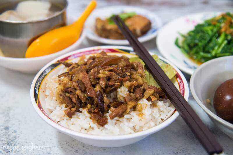 Popular Taiwan F&B SEA Master Franchise Rights For Sale - Lu Rou Fan 卤肉饭 braised pork rice