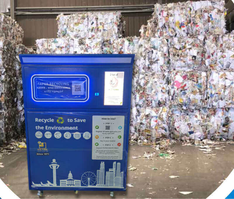 Looking For Partners To Expand A Smart Tech Enabled Recycling Business