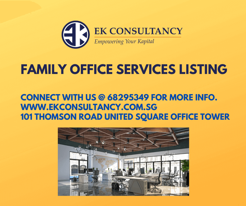 *** Family Offices Setup Services ***