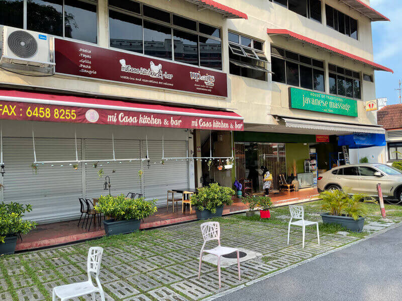 Durian Space / minimart For Rental