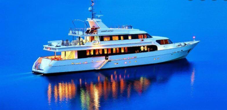 Shares / Sell - recently renovated mega yacht