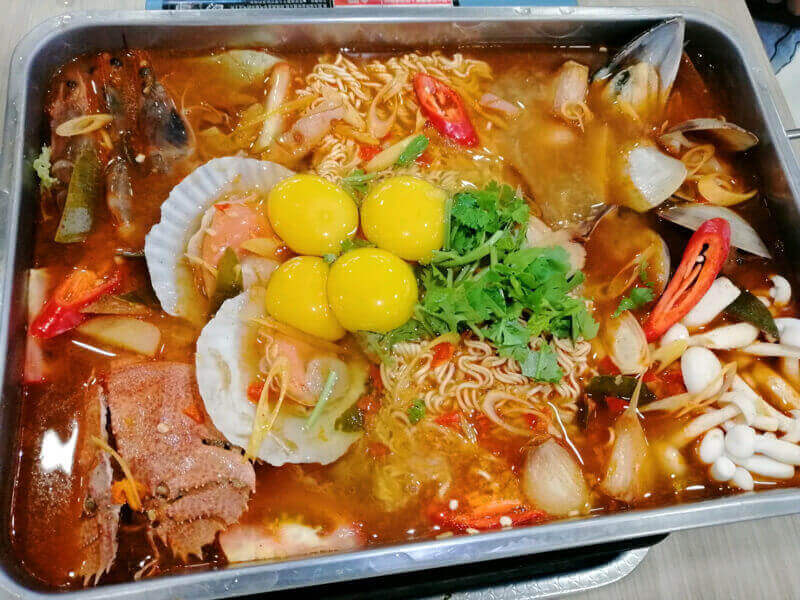 Join Siamwok thai food stall franchise with NO sign on fee ! Be your own Thai food stall boss!