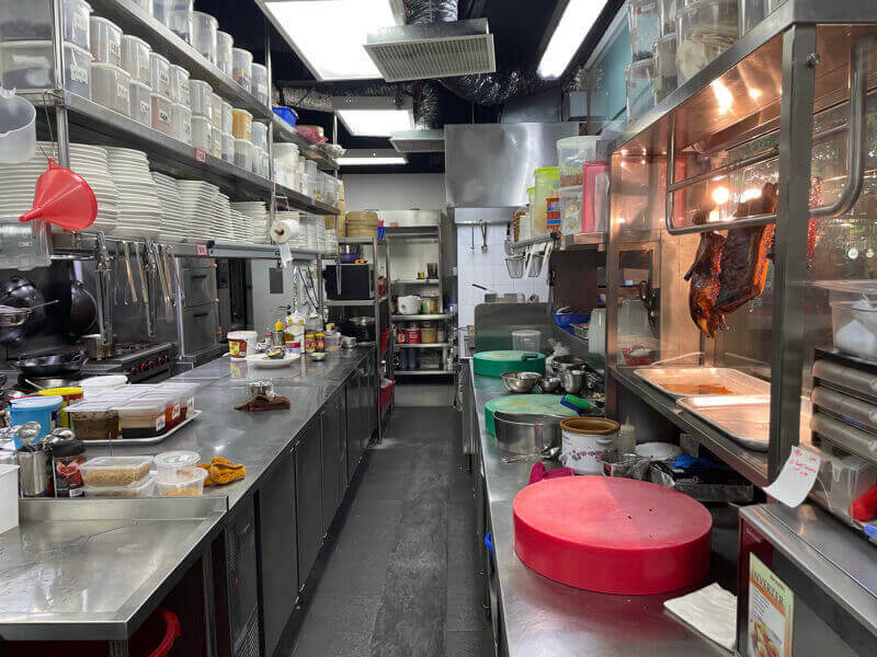 Fully renovated chinese/cantonese Restaurant for Takeover
