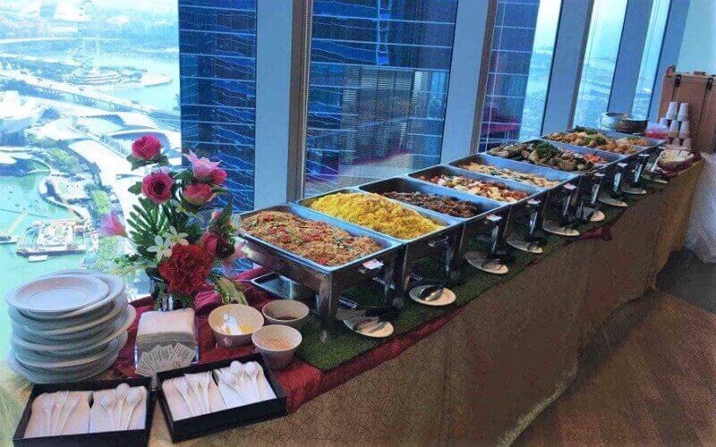 食品供应商生意!Food Catering Biz For Sale ! Good Potential !90670575